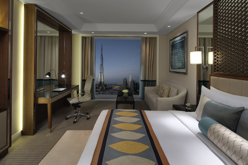 Luxury Burj View - Taj Club Room