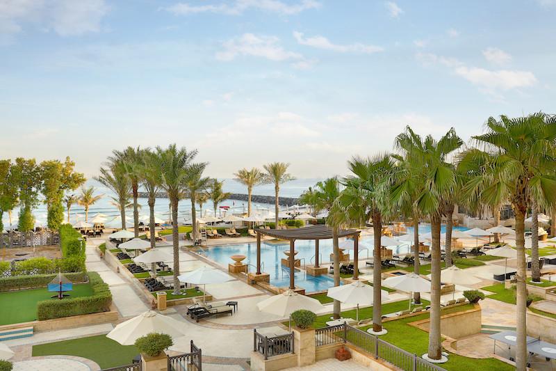 UAE staycation Ajman Saray