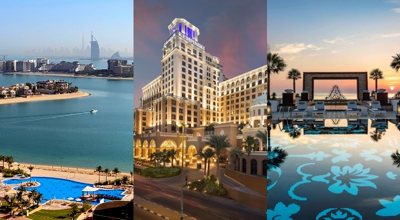 staycation deals UAE