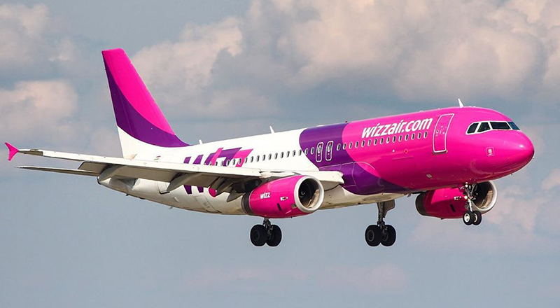 Wizz Air to launch affordable flights to European destinations from June
