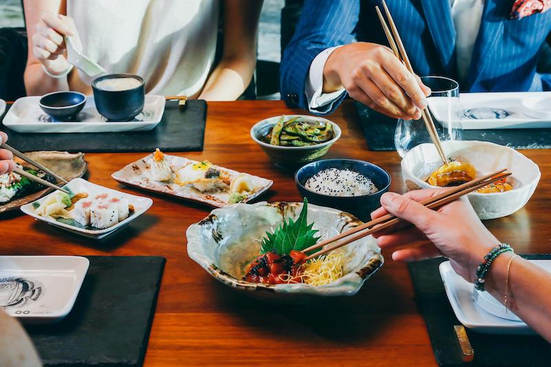 99 Sushi Brunch