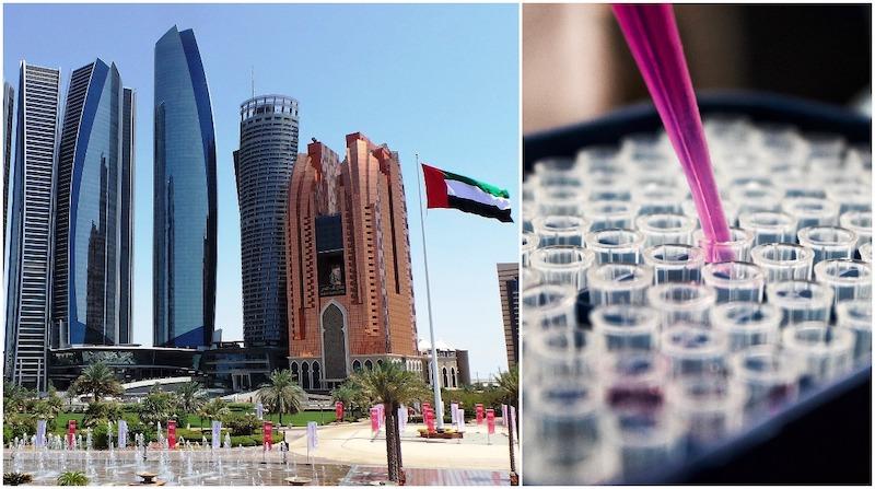 Abu Dhabi Testing Feat