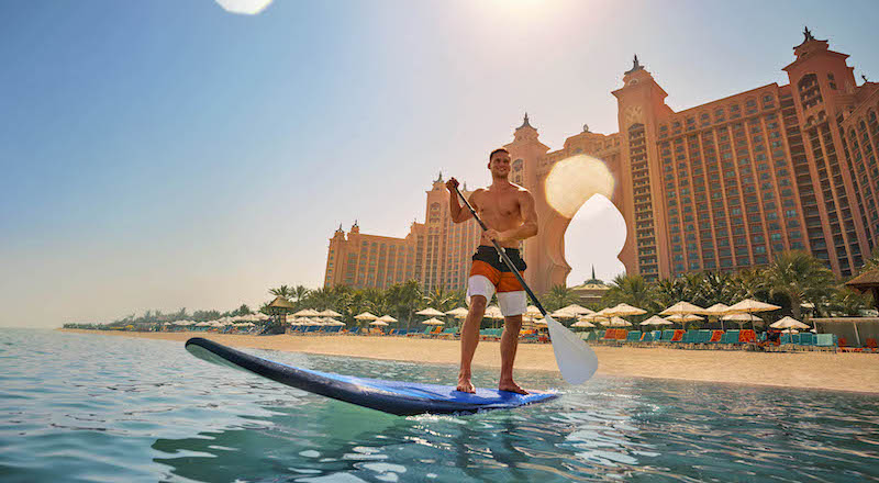Atlantis the palm water sports