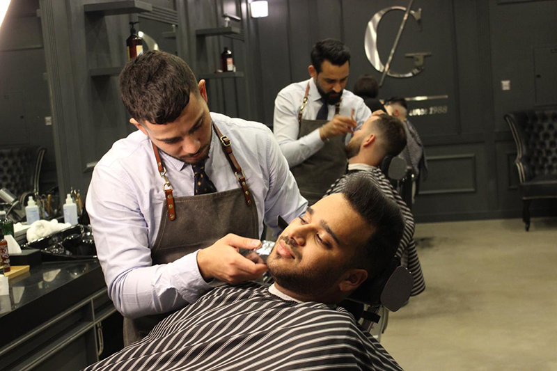 CG Barbershop Dubai