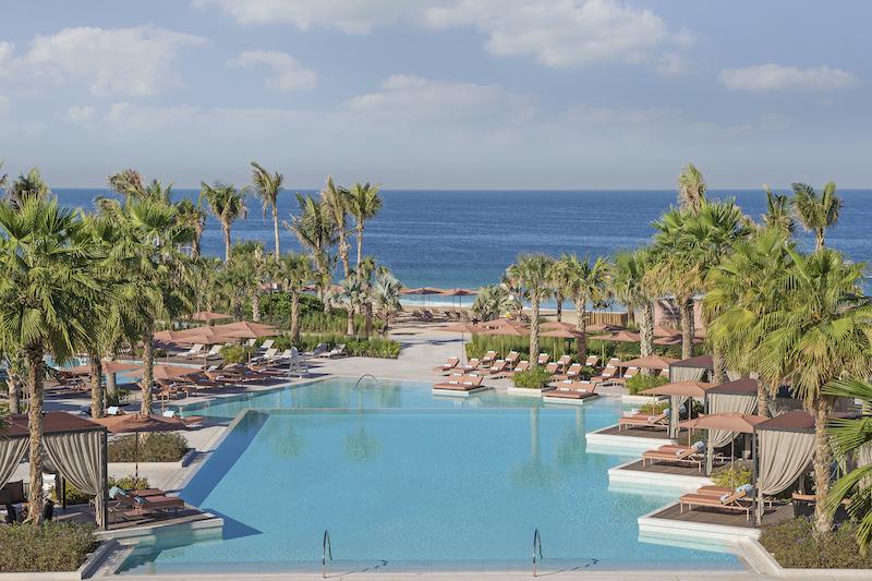 Caesars Palace Bluewaters Dubai - Neptune Pool 2 (2)