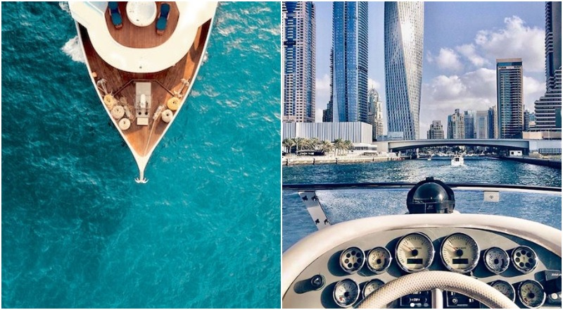 Dubai boat brunches
