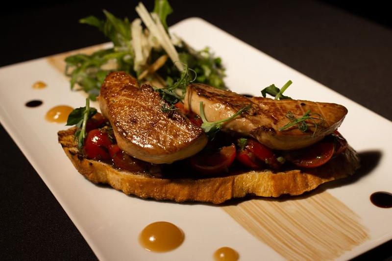 Southern sun abu dhabi foie gras