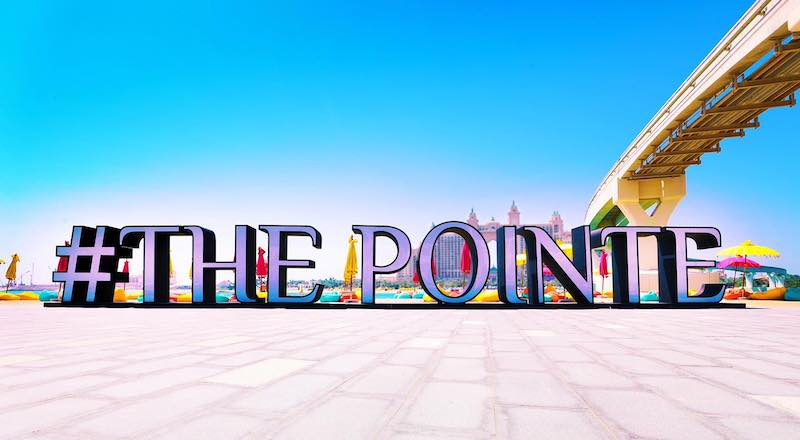 children at The Pointe