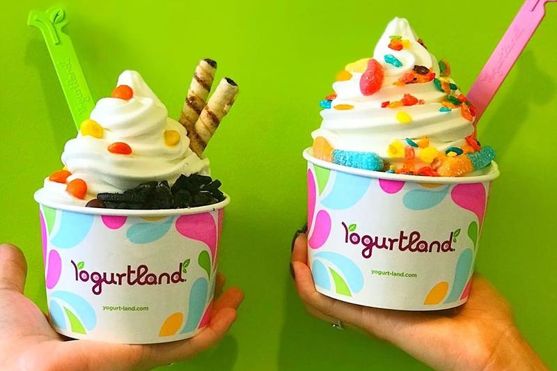 yoghurtland