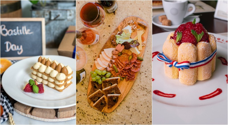 Dubai best French bistros