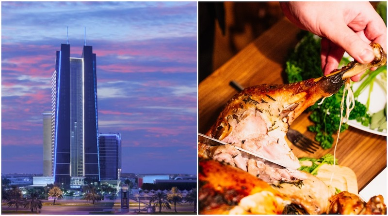 Urban Kitchen, Dusit Thani Abu Dhabi,