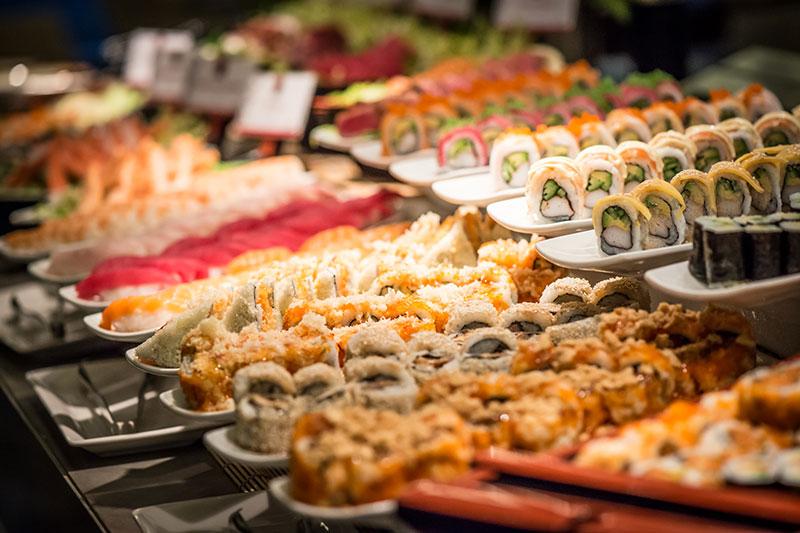 Grand Millennium Toshi Sushi