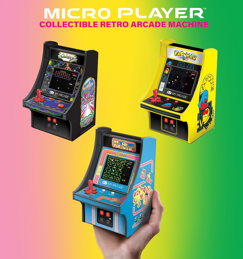 These home arcade machines are retro gaming gold
