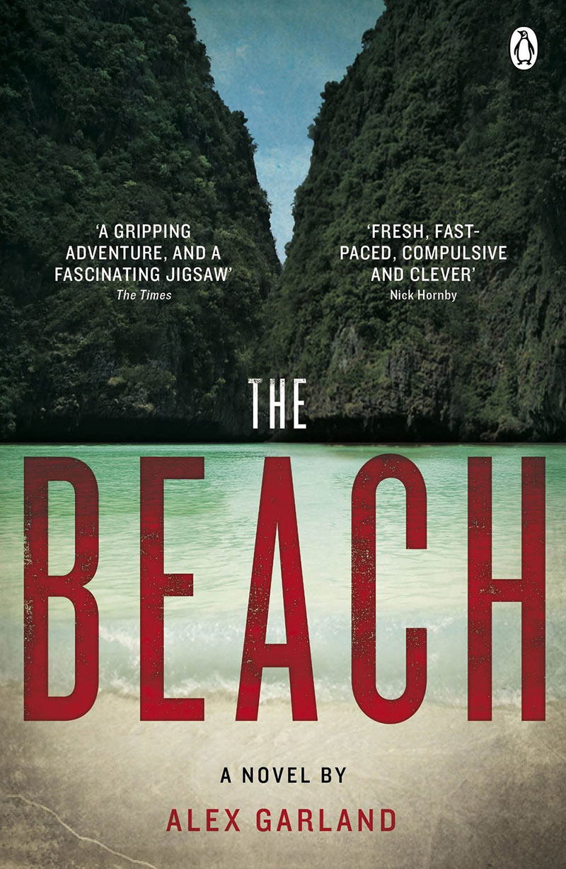 The Beach, by Alex Garland
