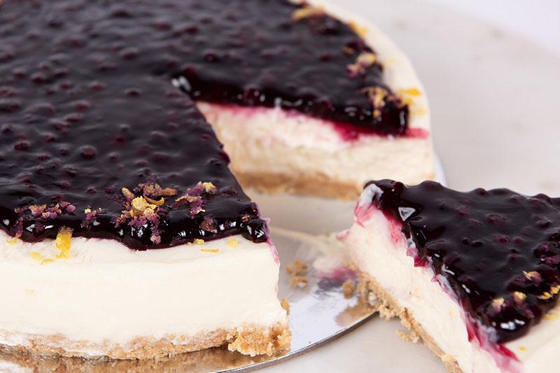 Bloomingbox cheesecake