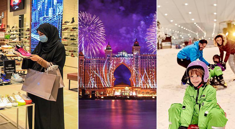 Dubai summer surprises 2020