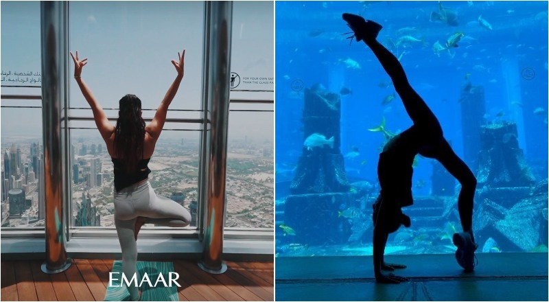 dubai yoga classes