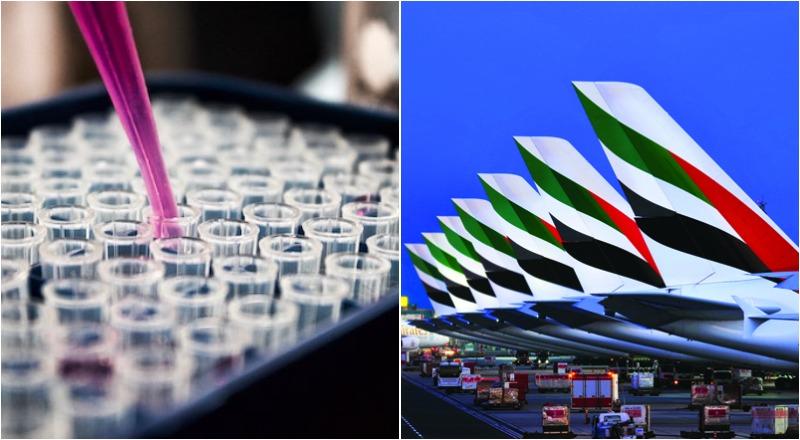 emirates testing