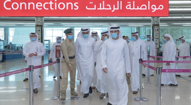 sheikh hamdan dubai airport