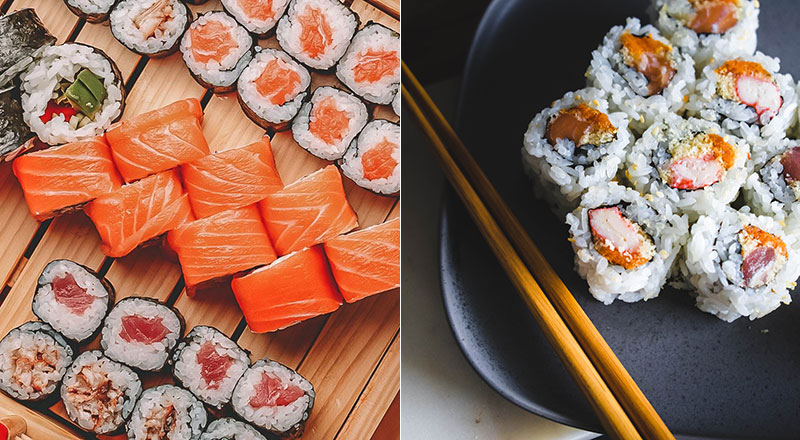 Craving Sushi Here Are 3 Spots With Great Deals To Check Out Online ordering menu for sushi station revolving sushi bar. craving sushi here are 3 spots with