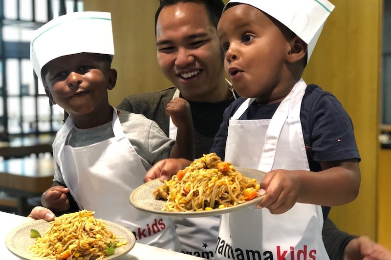 wagamama Kids Cooking Class