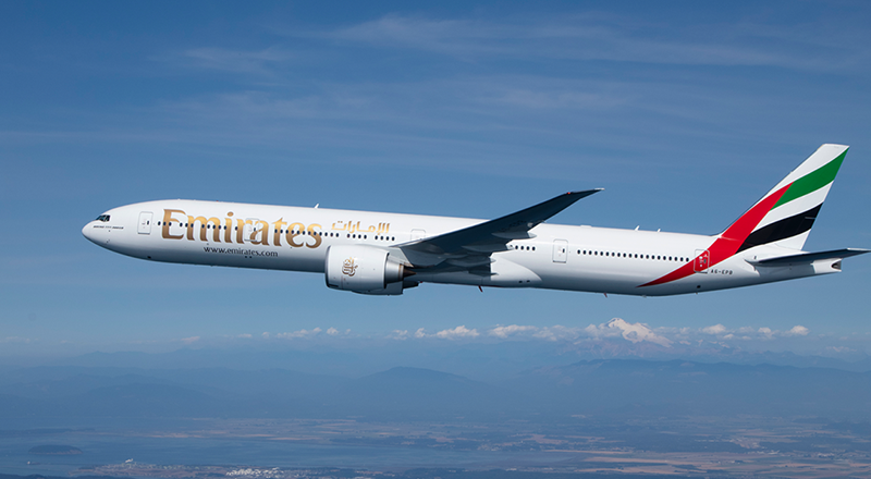 emirates flight suspensions