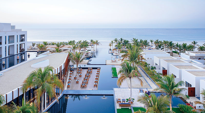 A luxury stay for two at Al Baleed Resort Salalah by Anantara