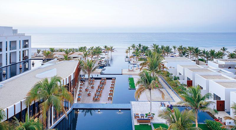 A luxury stay for two at Al Baleed Resort Salalah by Anantara