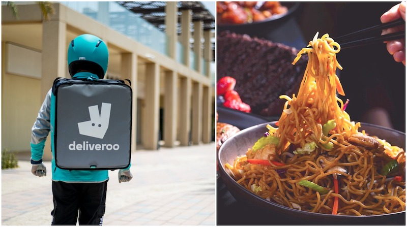Deliveroo in Al Ain, Delivery in al ain, which delivery services cover al ain