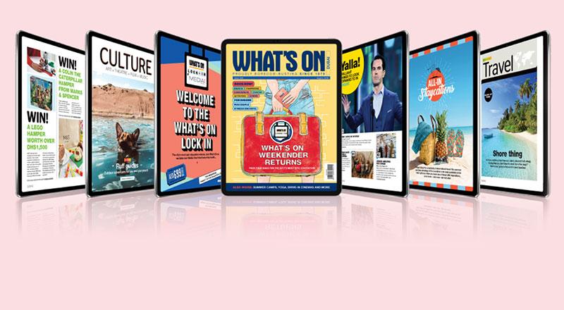 what's on dubai august 2020