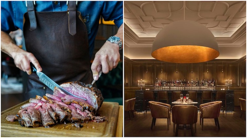 Oak Room Brunch, Abu Dhabi Brunches, best Abu Dhabi brunches, best Abu Dhabi steakhouses, best steak in Abu Dhabi