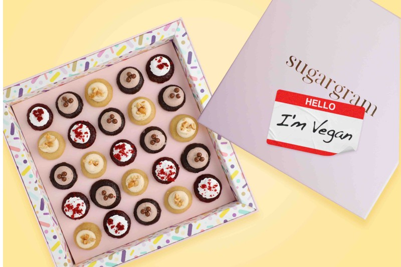 sugagram vegan cupcakes