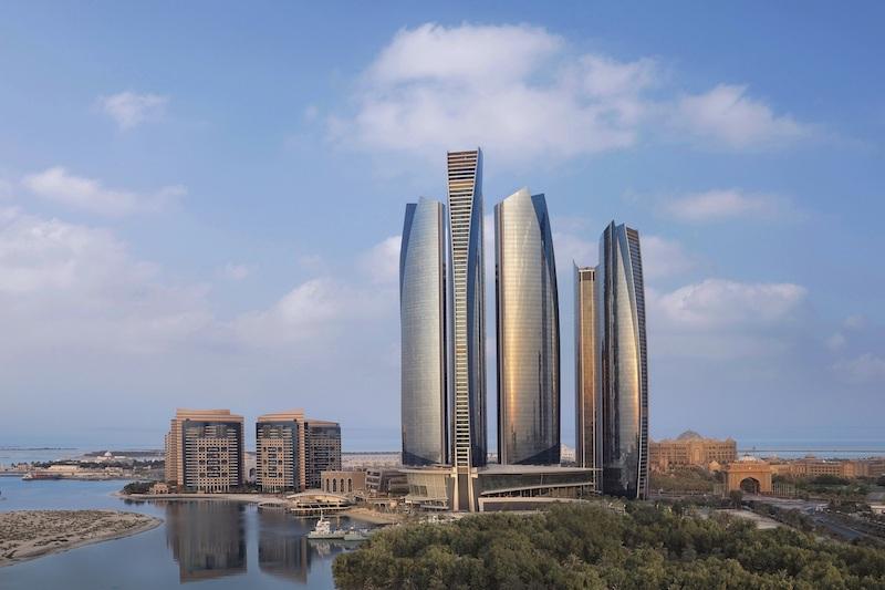 Conrad abu dhabi, luxury hotels abu dhabi, five star hotels abu dhabi, jumeirah hilton, jumeirah becomes conrad abu dhabi