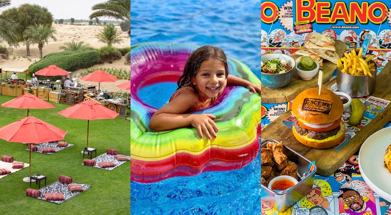 Dubai best family brunches