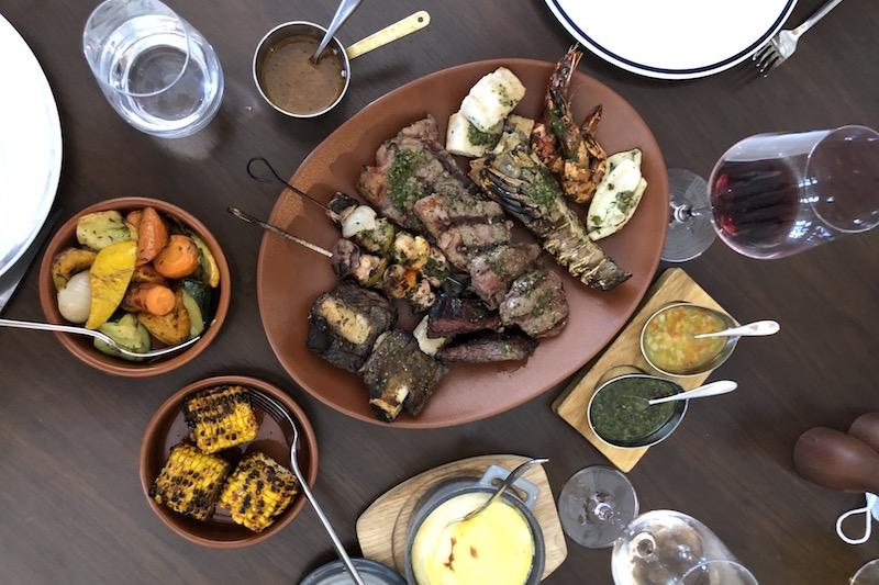Friday Feast brunch Al Habtoor