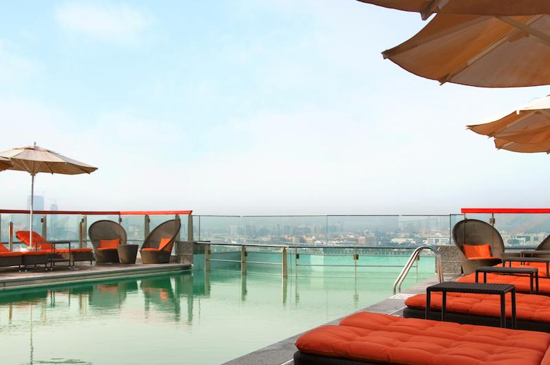 Hilton Dubai Creek - Outdoor Pool