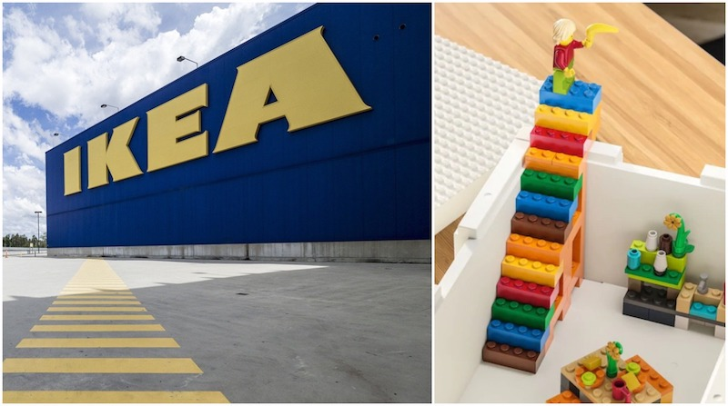 Best things to do in Abu Dhabi, lego ikea uae, BYGGLEK uae