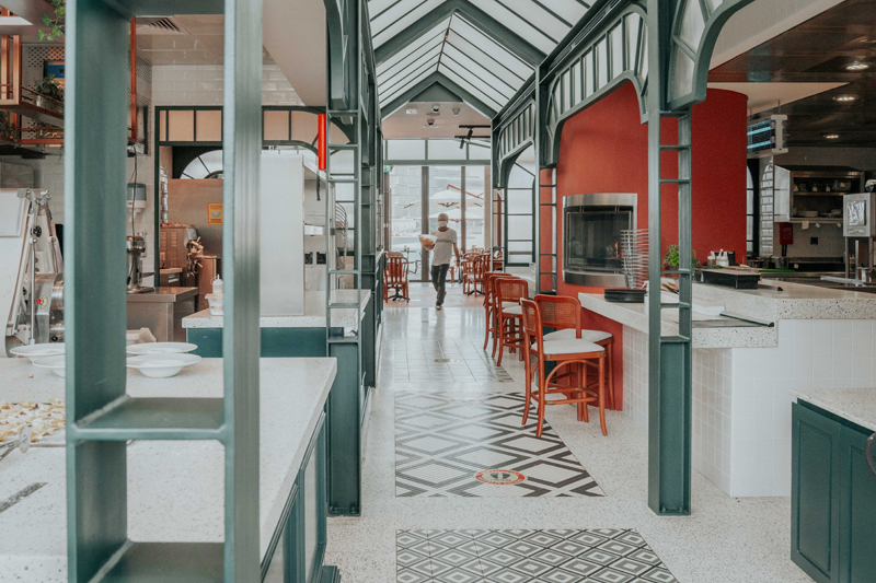 Il Passaggio Italian restaurant Dubai