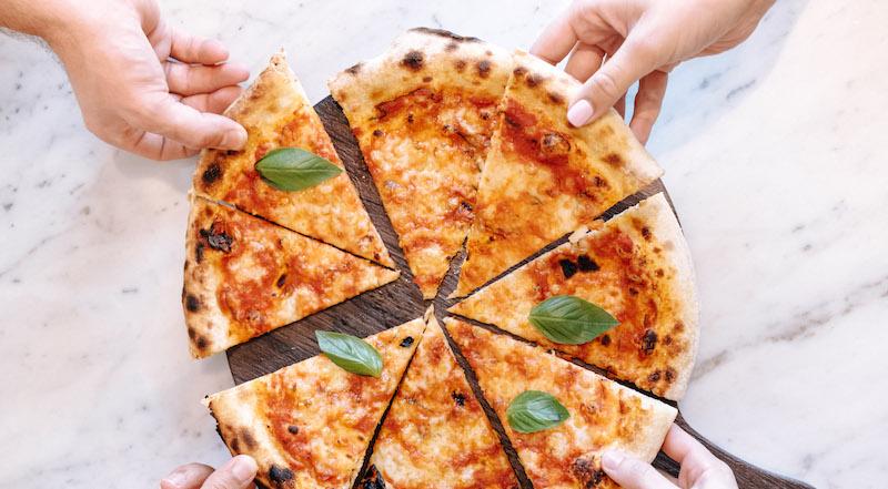 Passaggio free pizza