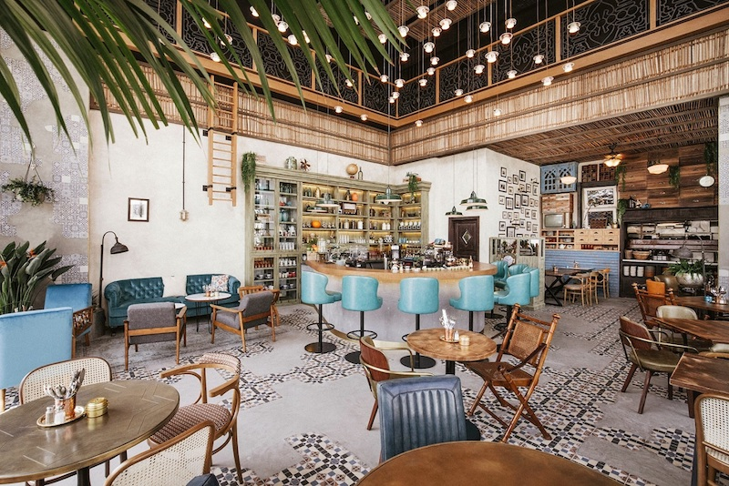 Sikka Café will be offering both Emirati and Saudi Qahwa coffee at each of its locations with Arabic dates
