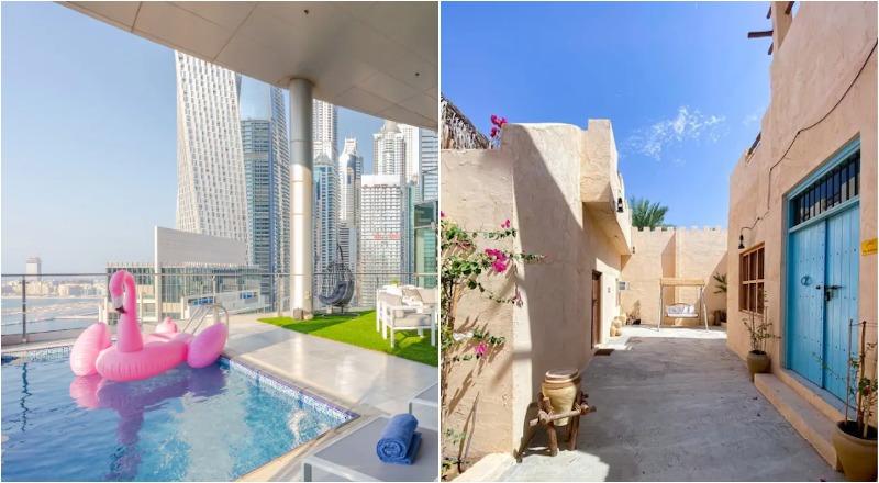 UAE airbnb