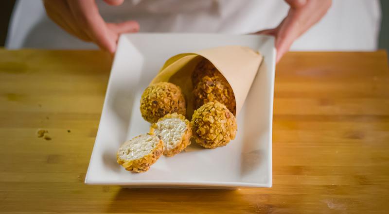 grana padano meatball recipe