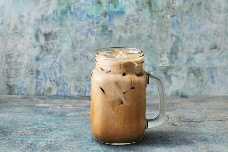 london dairy cafe free coffee