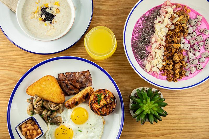 rove hotel breakfast