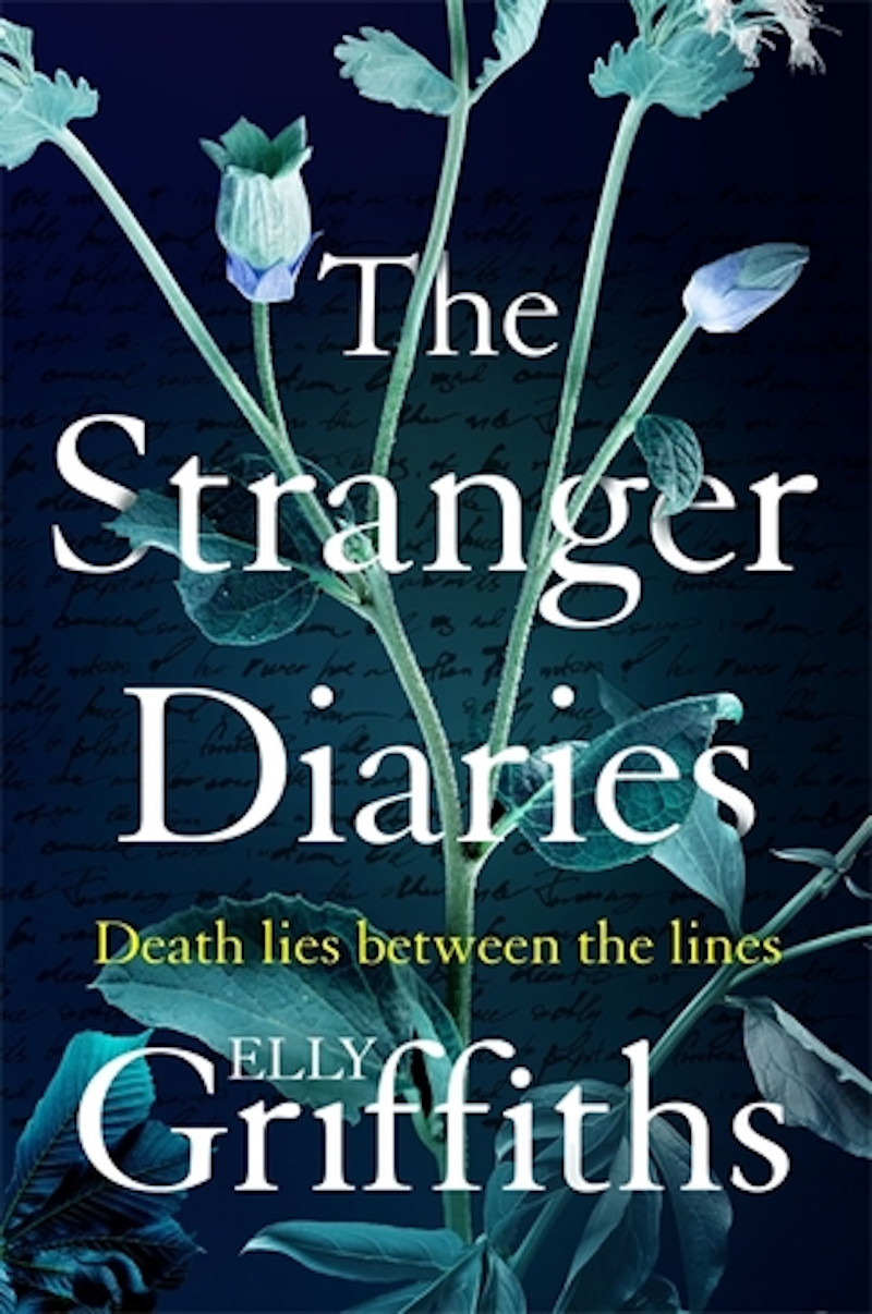 whats on the bookshelf the stranger diaries