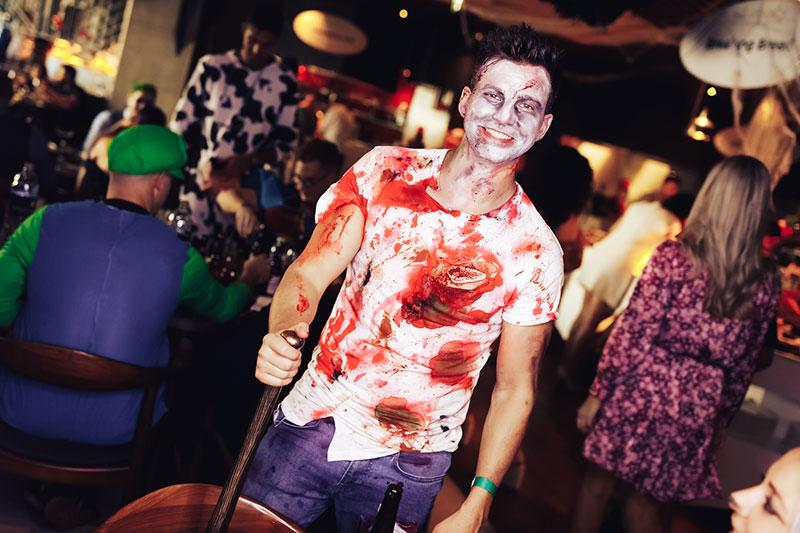 Accents WeBrunch Halloween