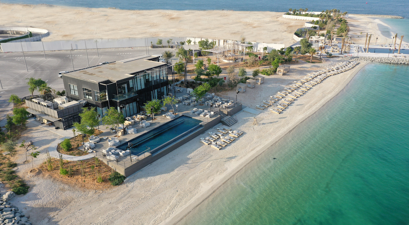 Abu Dhabi beach clubs, new cove beach, cove beach abu dhabi, where is cove beach abu dhabi, ladies day cove beach abu dhabi, reem island, makers market