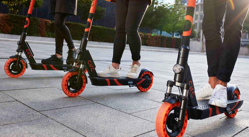 scooters in abu dhabi, escooters in abu dhabi, eco friendly uae,