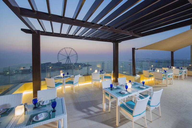 Hilton Dubai The Walk_Pure Sky Lounge_Marina Terrace_COMPLETEWHEEL