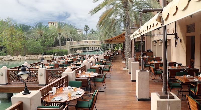 alfresco restaurants bars Dubai